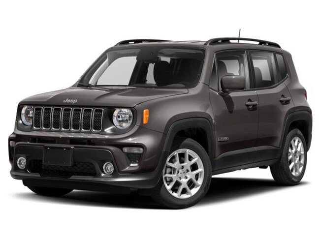 New 2019 Jeep Renegade LATITUDE 4X4 Sport Utility in Fredonia