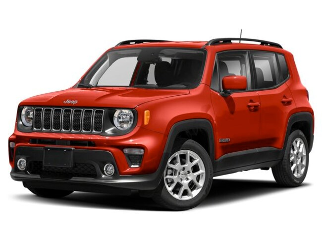 New 2019 Jeep Renegade LATITUDE 4X4 Sport Utility in Sidney, MT