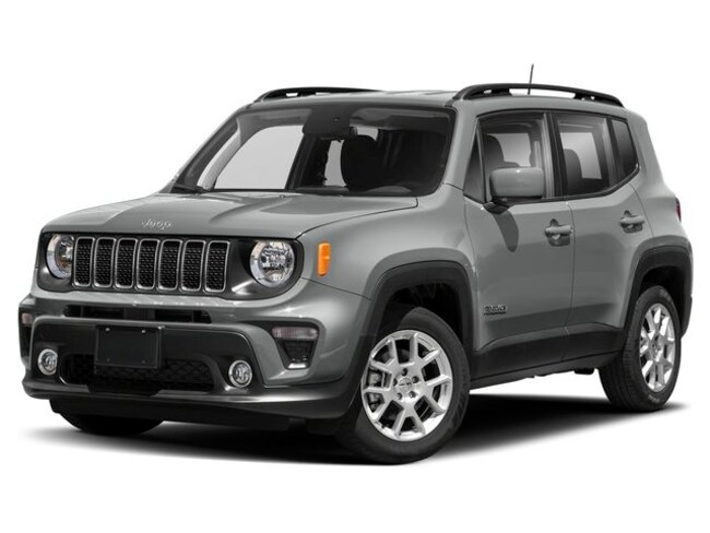 New 2019 Jeep Renegade LATITUDE 4X4 Sport Utility for sale in Blairsville, PA at Tri-Star Chrysler Motors