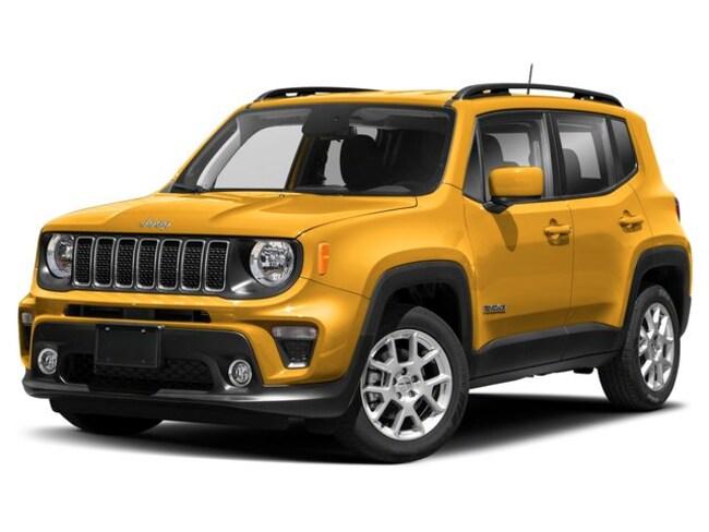New 2019 Jeep Renegade LATITUDE 4X4 SUV in Cortez, CO
