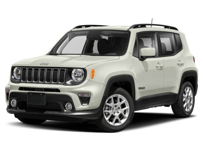 New 2019 Jeep Renegade LIMITED 4X4 Sport Utility for sale in Auburn, IN