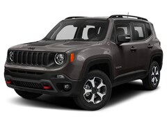 New 2019 Jeep Renegade TRAILHAWK 4X4 Sport Utility ZACNJBC15KPK35751 for sale in Mt Pleasant, MI
