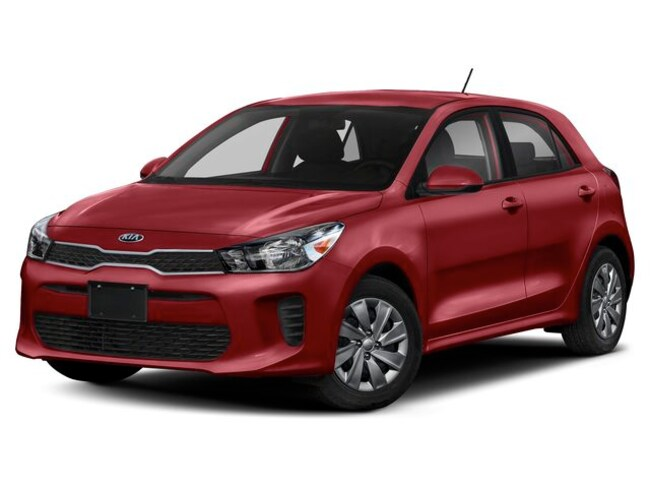 New 2019 Kia Rio S Hatchback For Sale/Lease Fargo, ND