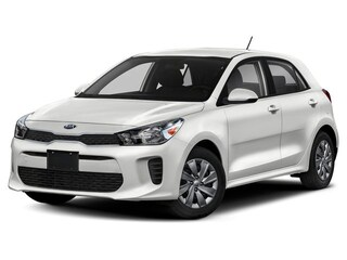 New 2019 Kia Rio S Hatchback for sale in Kaysville, UT at Young Kia