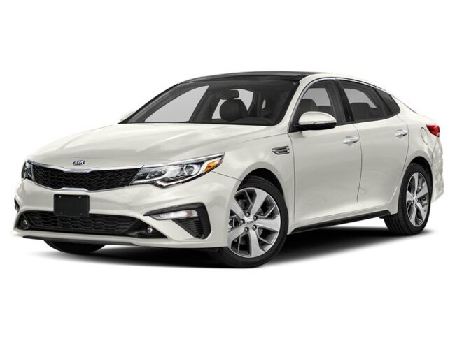 New 2019 Kia Optima S Sedan Burlington, MA