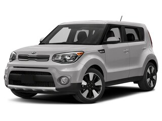 2019 Kia Soul + Hatchback KNDJP3A50K7634155 for sale in Rockville Centre, NY at Karp Kia