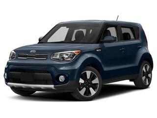 2019 Kia Soul + Auto Hatchback