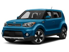2019 Kia Soul + Hatchback KNDJP3A55K7633275 for sale in Copiague, NY at South Shore Kia