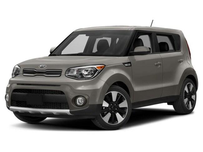 New 2019 Kia Soul + Hatchback Olathe, KS