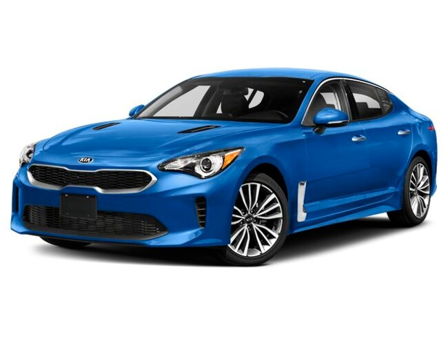 New 2019 Kia Stinger Sedan Burlington, MA