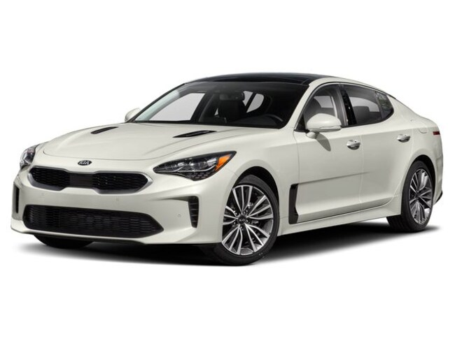 New 2019 Kia Stinger Premium Sedan Burlington, MA