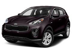 New Sportage 2019 Kia Sportage LX SUV KNDPMCAC1K7536883 for sale in Pikeville