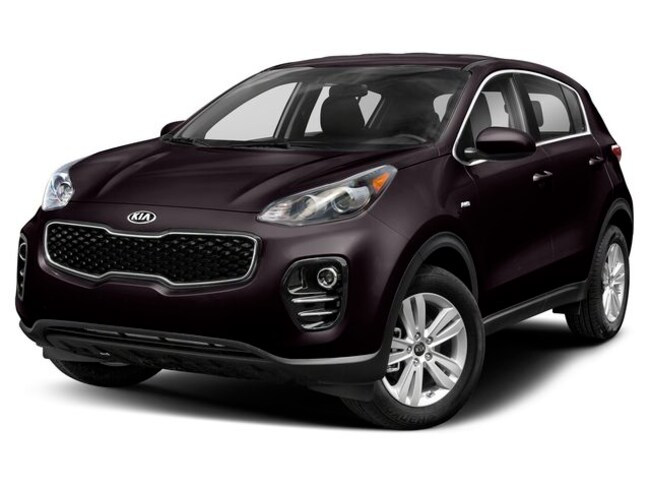 2019 Kia Sportage LX AWD Popular Package SUV