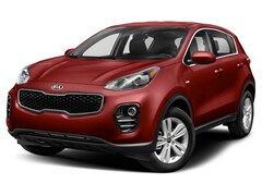 New 2019 Kia Sportage LX KNDPMCAC9K7575172 in State College, PA at Lion Country Kia