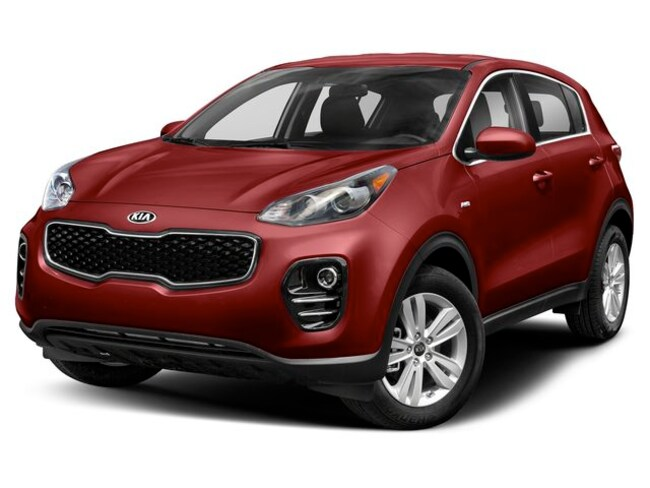 2019 Kia Sportage LX Remote Start SUV