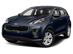New 2019 Kia Sportage LX SUV for sale near Fargo