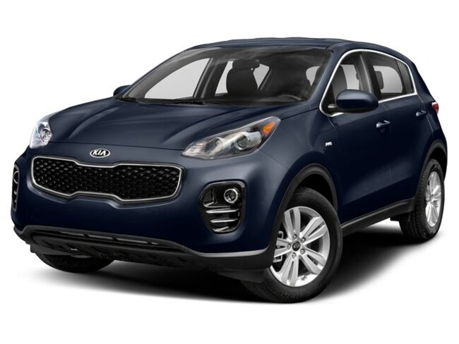 New 2019 Kia Sportage LX SUV For Sale in Nashua, NH