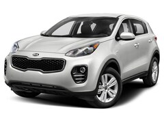 New 2019 Kia Sportage LX KNDPMCAC1K7625451 in State College, PA at Lion Country Kia