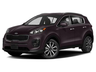 2019 Kia Sportage EX Premium & Technology Package SUV