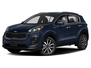 New Kia cars 2019 Kia Sportage EX SUV KNDPNCAC9K7552827 for sale near you in Newton, NJ