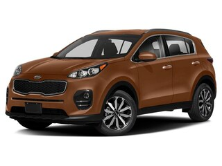 New 2019 Kia Sportage for sale in Johnstown, PA
