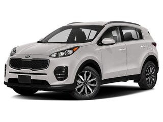 Picture of a  2019 Kia Sportage EX SUV For Sale In Lowell, MA