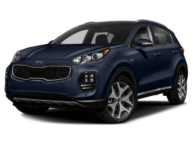 New 2019 Kia Sportage SX Turbo SUV Burlington, MA