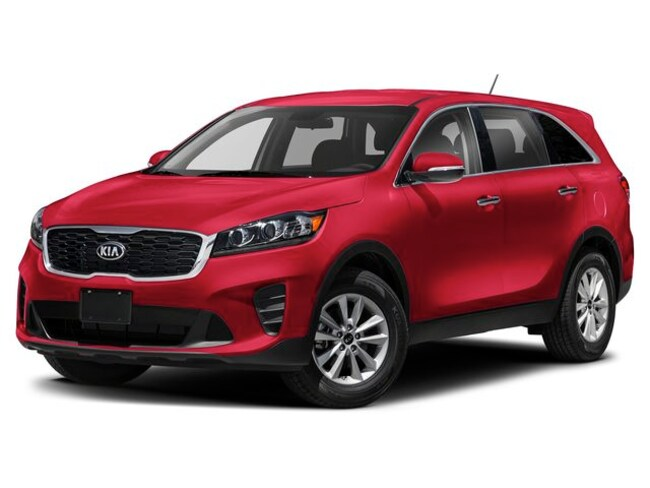 New Kia vehicle 2019 Kia Sorento 2.4L LX SUV for sale near you in Perry, GA