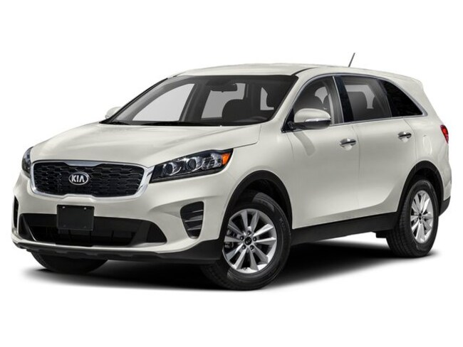 New Kia vehicle 2019 Kia Sorento 2.4L LX SUV for sale near you in Perry, GA