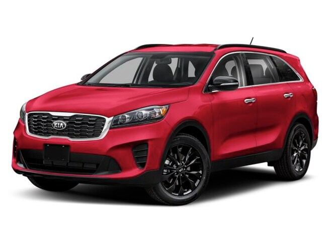 New 2019 Kia Sorento 3.3L S SUV in Springfield, MO