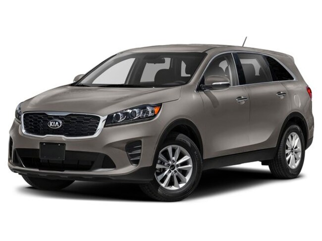 New 2019 Kia Sorento 2.4L LX SUV Anchorage, AK