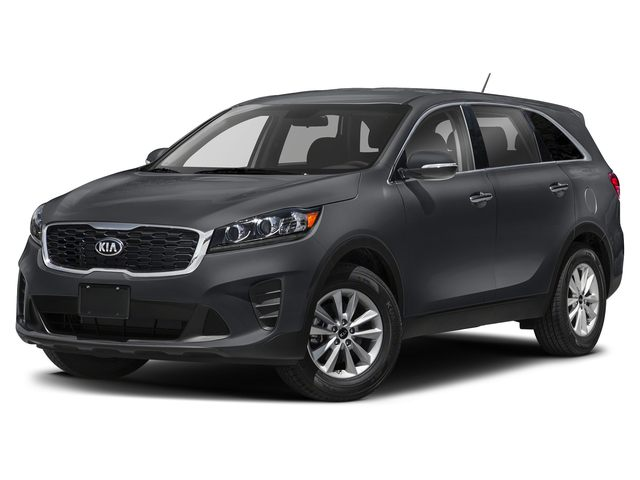 Certified Used 2019 Kia Sorento Lx V6 For Sale In Shrewsbury Ma