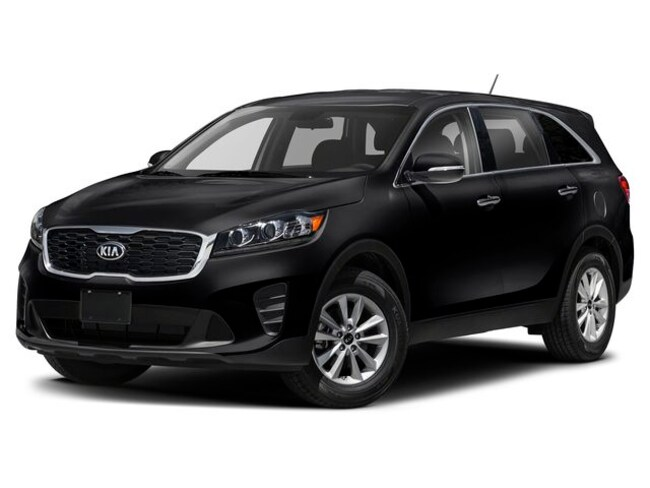 New 2019 Kia Sorento 3.3L LX SUV Anchorage, AK