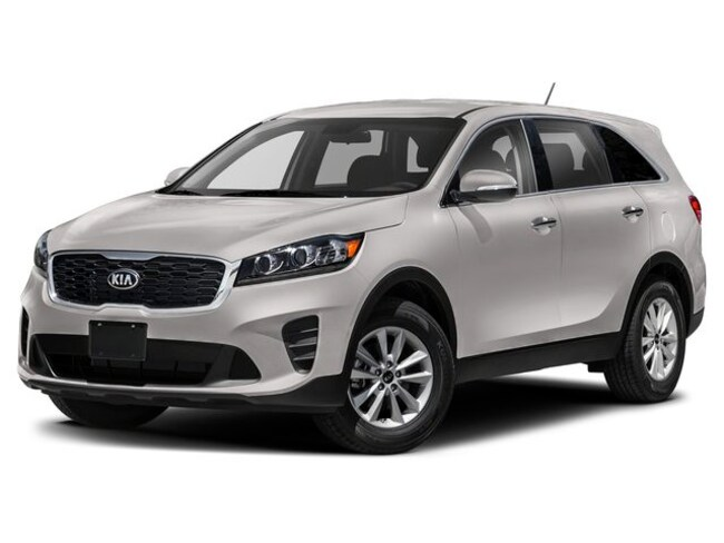 New 2019 Kia Sorento 3 3l Lx For Sale In Liberty Lake Wa Vin