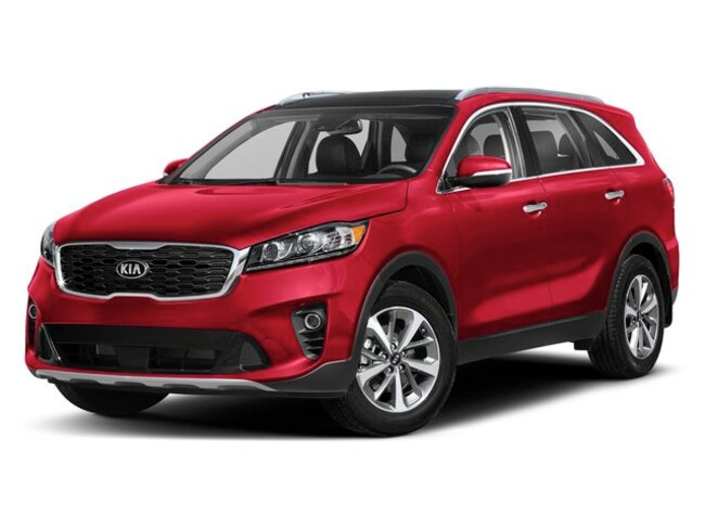 New 2019 Kia Sorento 3.3L EX SUV Anchorage, AK