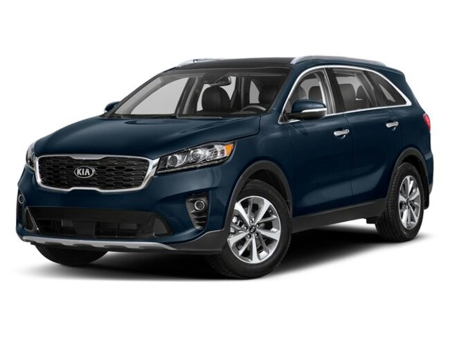 New 2019 Kia Sorento EX V6 SUV in Shrewsbury