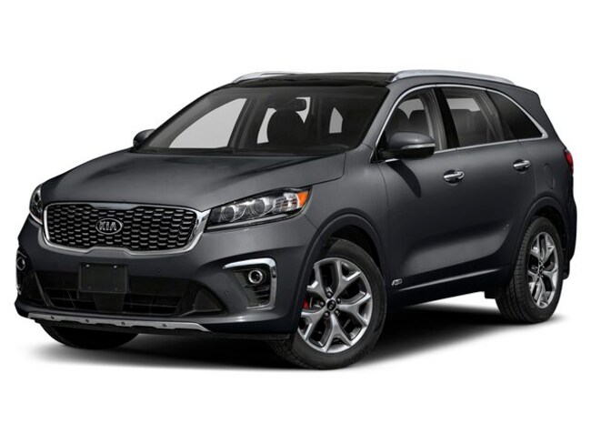 New 2019 Kia Sorento 3.3L SX SUV Danbury, CT