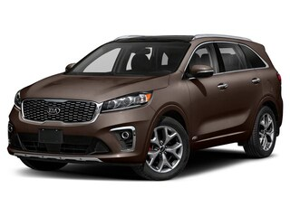New 2019 Kia Sorento 3.3L SX SUV 5XYPKDA51KG523034 in Bend, OR