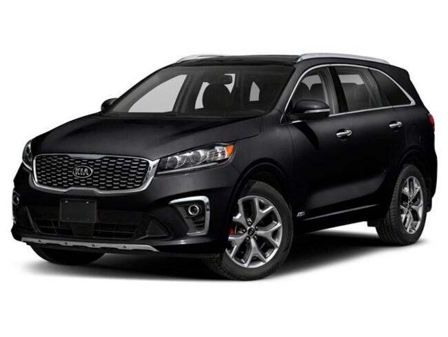 New 2019 Kia Sorento SX SUV Kingston