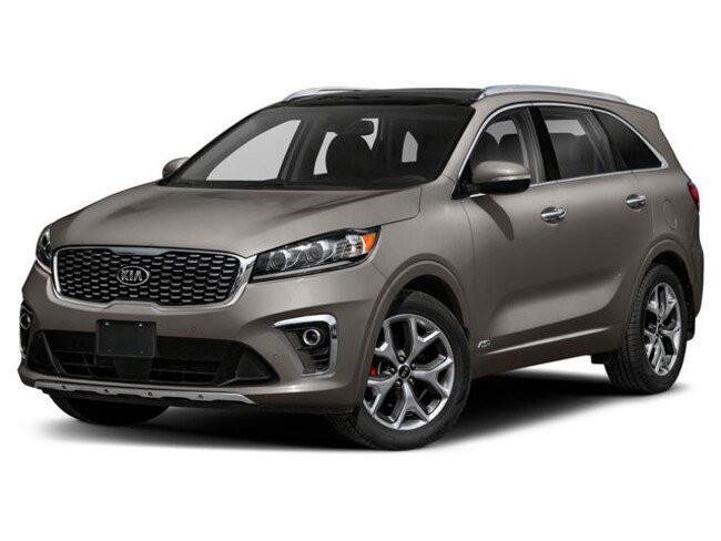 New 2019 Kia Sorento SX V6 SUV KK192573 in Shrewsbury, MA