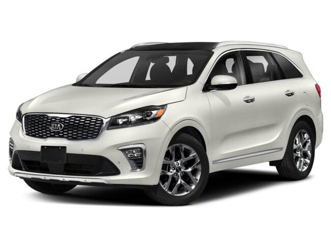 New 2019 Kia Sorento 3.3L SXL SUV Danbury, CT
