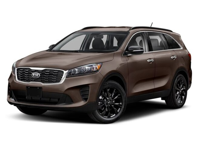 New 2019 Kia Sorento 3.3L S SUV For Sale in Nashua, NH
