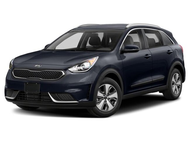 New 2019 Kia Niro LX Wagon in St. James