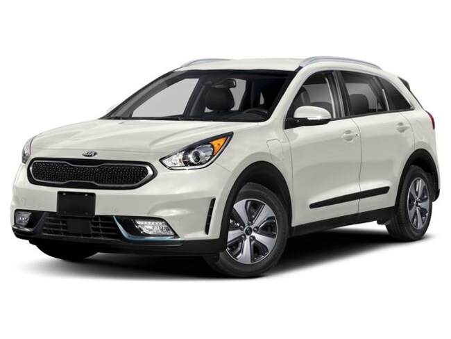 New 2019 Kia Niro Plug-In Hybrid EX Wagon in St. James
