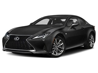 2019 LEXUS RC 350 F Sport Coupe For Sale in Riverside, CA