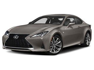 New 2019 LEXUS RC 350 F Sport Coupe in Beverly Hills, CA