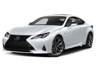 New 2019 LEXUS RC 300 F Sport Coupe in Beverly Hills, CA