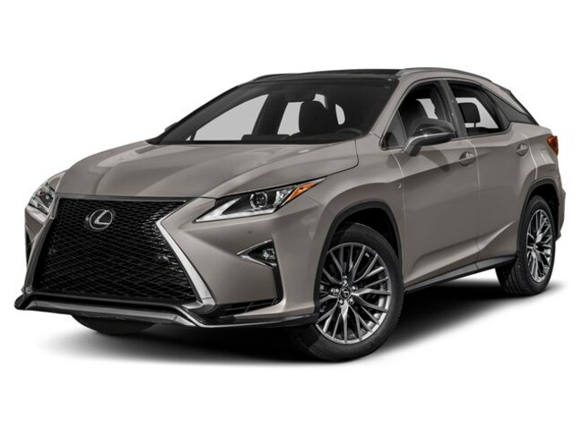 New 2019 LEXUS RX 350 F Sport 350 F Sport SUV for sale in Tulsa, OK