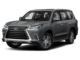 2019 LEXUS LX 570 Three-ROW Three-Row SUV