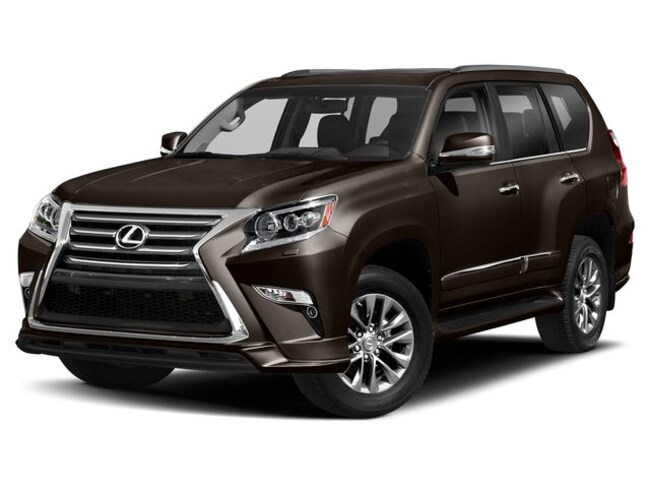 2019 LEXUS GX 460 GX 460 Luxury 4WD